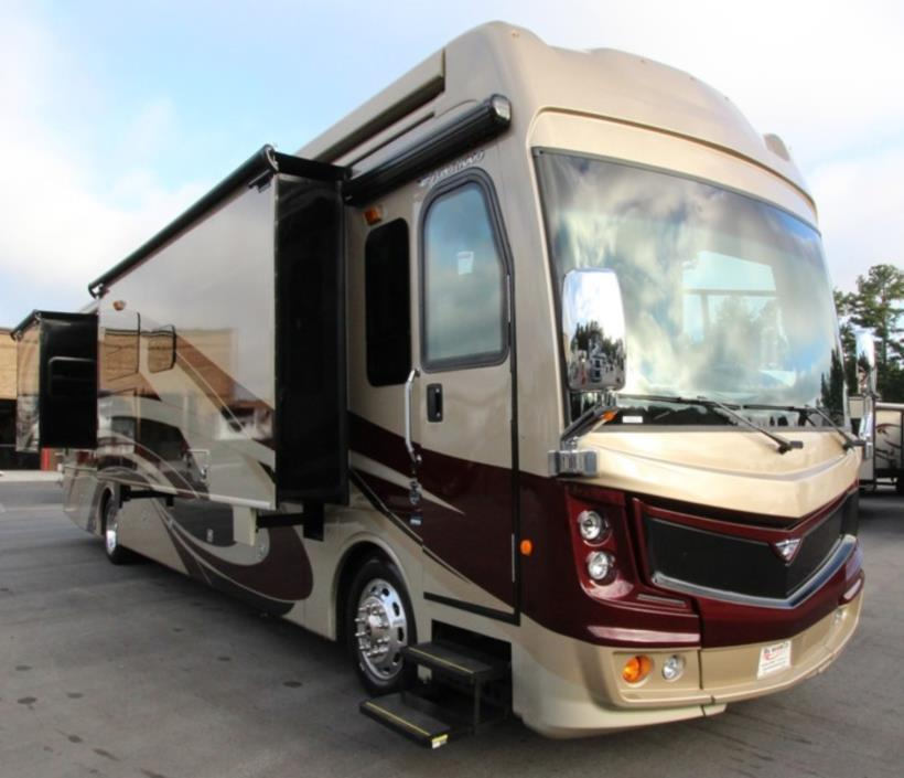 2017 Fleetwood DISCOVERY 40X