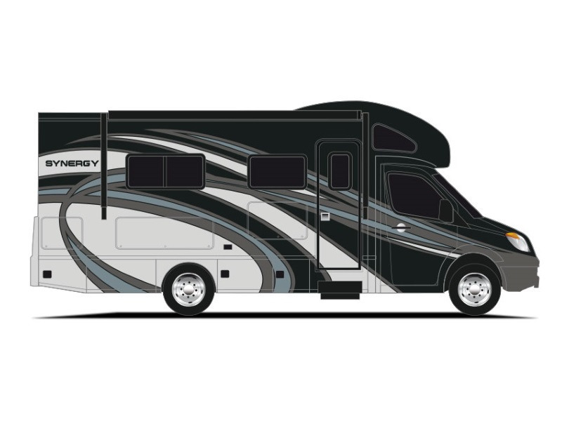 2018 Thor Motor Coach Synergy SD24