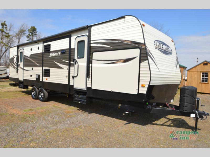 2018 Prime Time Rv Avenger 32FBI