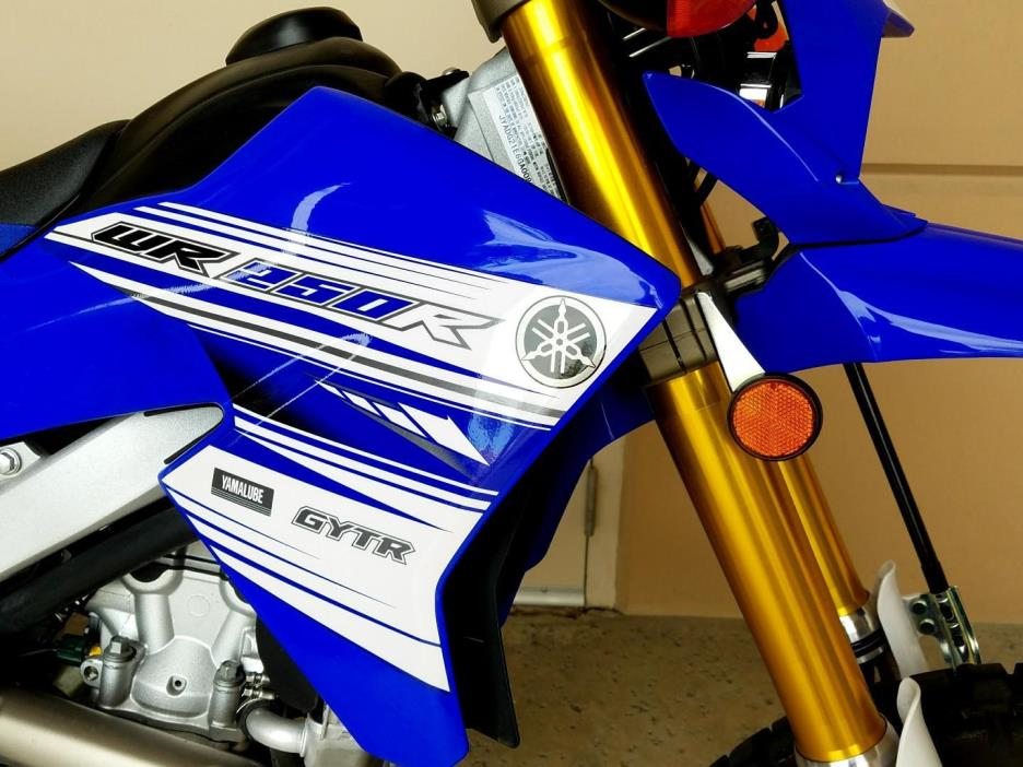 Yamaha Wr250r motorcycles for sale in Nevada
