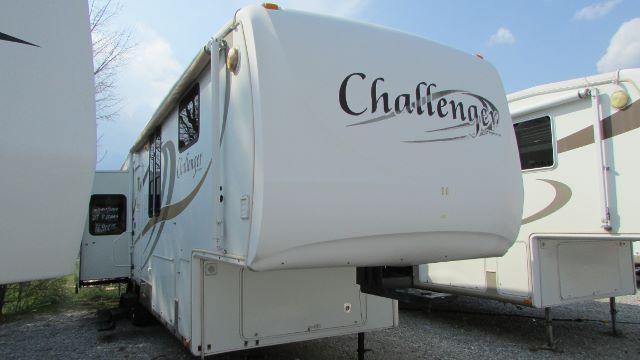 2007 Keystone Challanger 34 SKQ