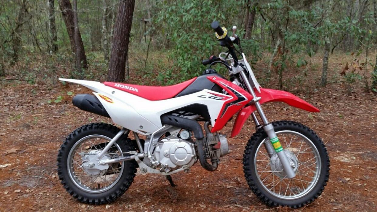 2013 Honda CRF 110F