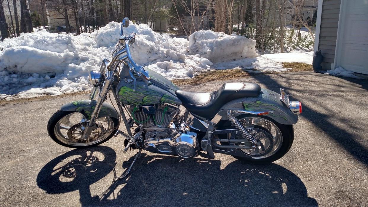 1999 Titan Motorcycle Co. GECKO RM