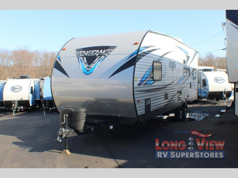 2017 Forest River Rv Vengeance Super Sport 25V