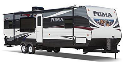 2015 Palomino Puma 31BHSS