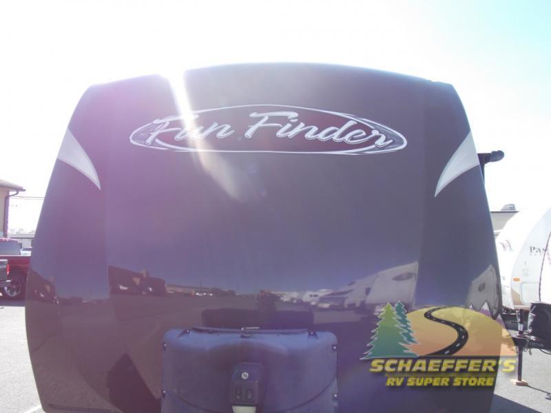 2014 Cruiser Fun Finder F-214WSD