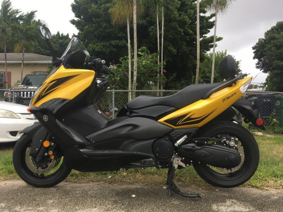 yamaha tmax 500 motorcycles for sale in florida. Black Bedroom Furniture Sets. Home Design Ideas