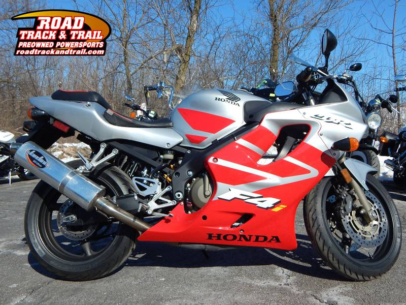 Honda Cbr 600 F4i Motorcycles For Sale In Wisconsin
