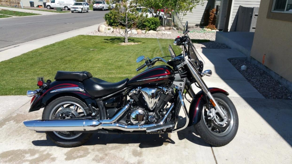 yamaha v star 1300 motorcycles for sale in cheyenne wyoming