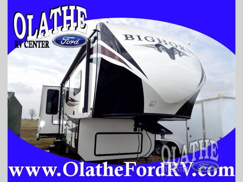 2018 Heartland Bighorn 3160 Elite