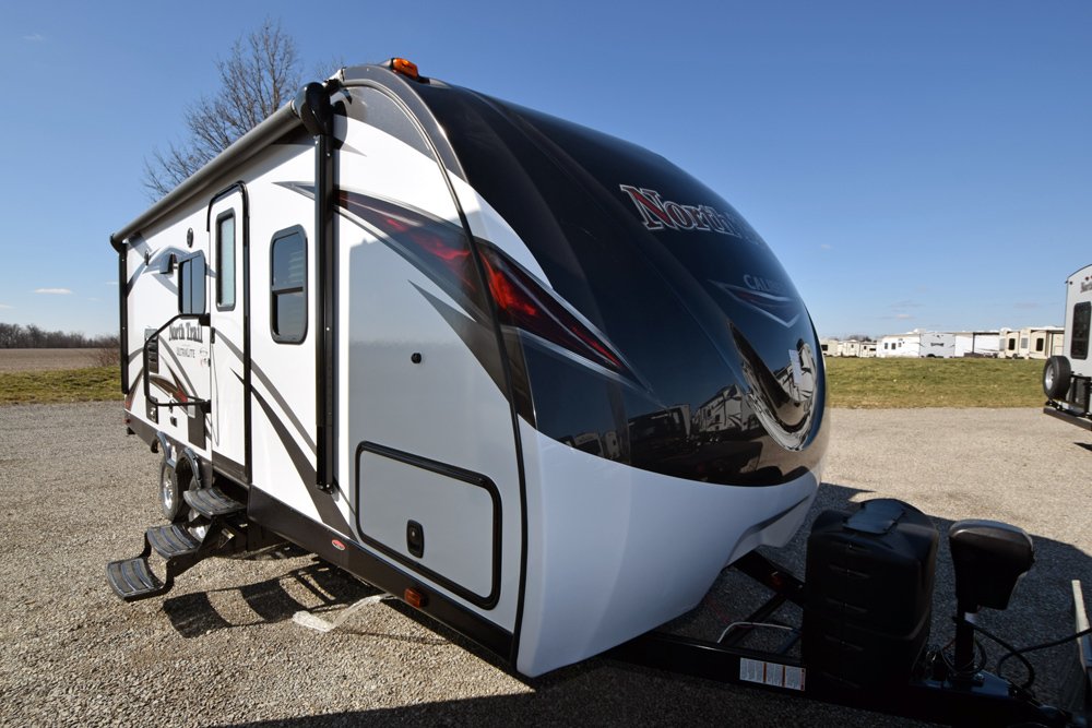2017 Heartland Rv North Trail 21FBS