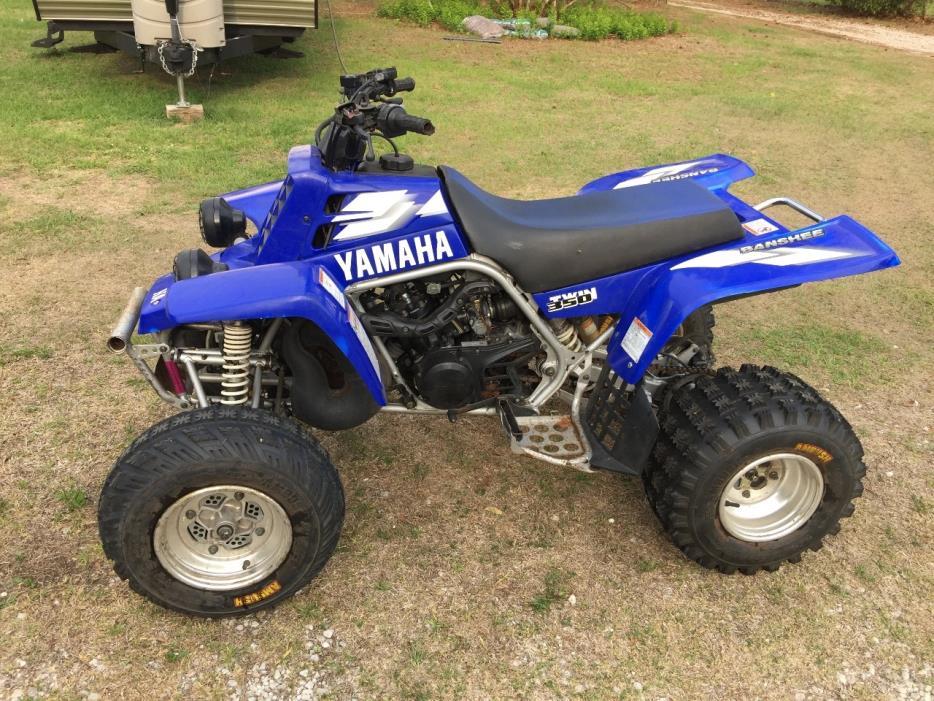 2000 Yamaha BANSHEE 350
