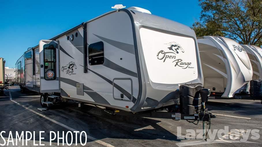 2017 Open Range Roamer 340FLR