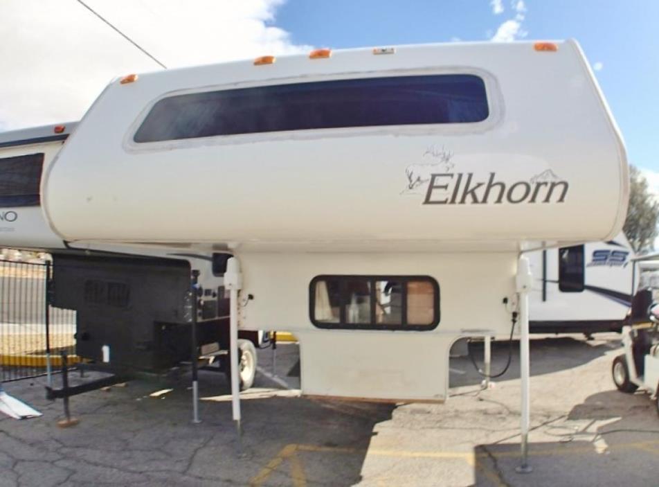 2003 Fleetwood Elkhorn 8S