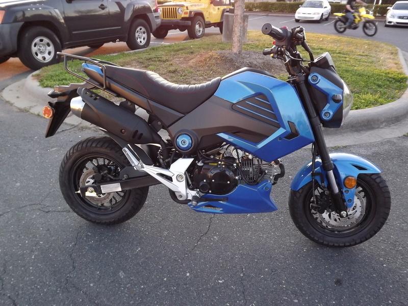 Cazador Motorcycles for sale