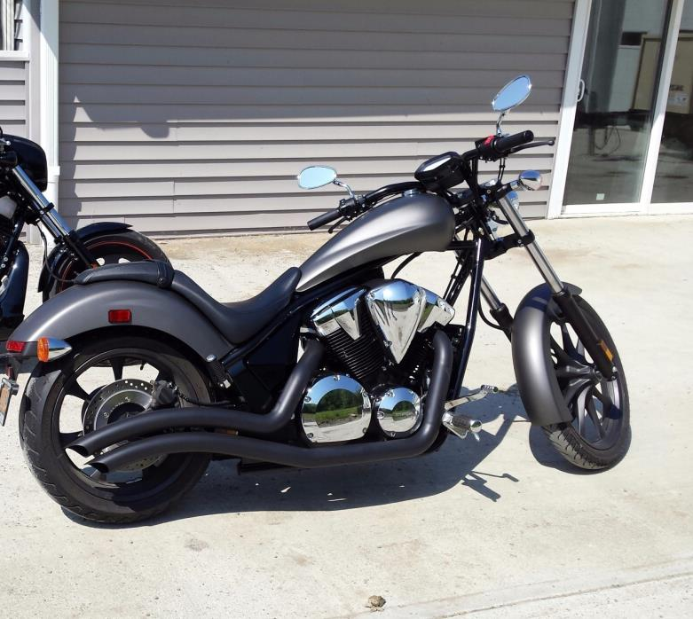 Honda Fury Motorcycle For Sale In Ny