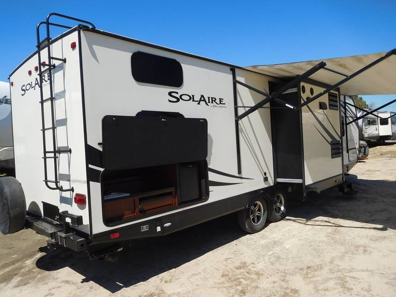 2014 Palomino SolAire Ultra Lite 307QBDSK