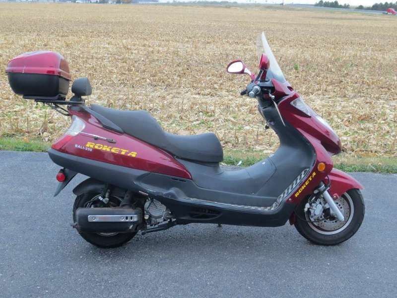 2007 Roketa Bali-250 Legacy