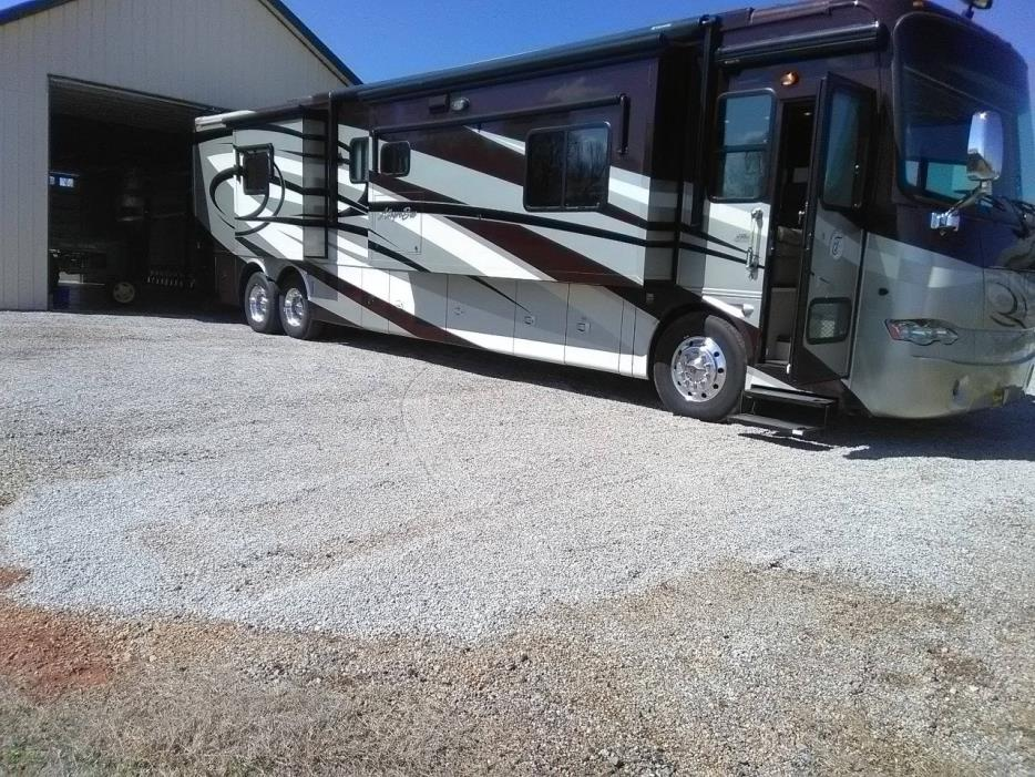 2010 Tiffin Motorhomes ALLEGRO BUS 43QGP