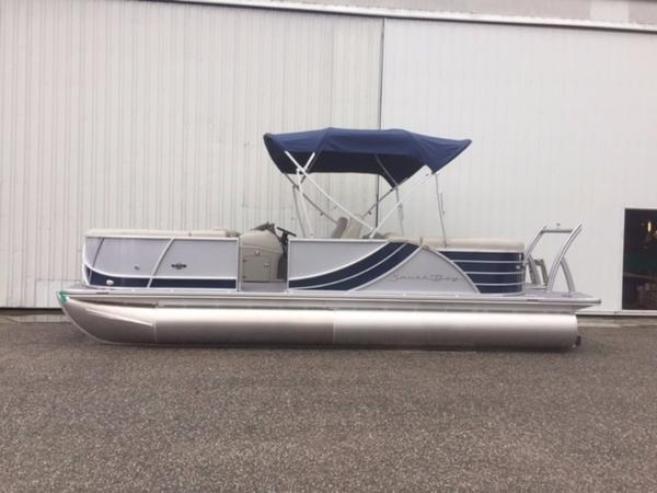 Pontoon boats for sale in elkhart indiana for Premier motors elkhart in