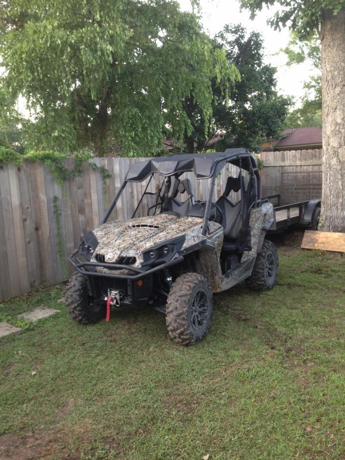 2014 Can-Am COMMANDER XT-P 1000