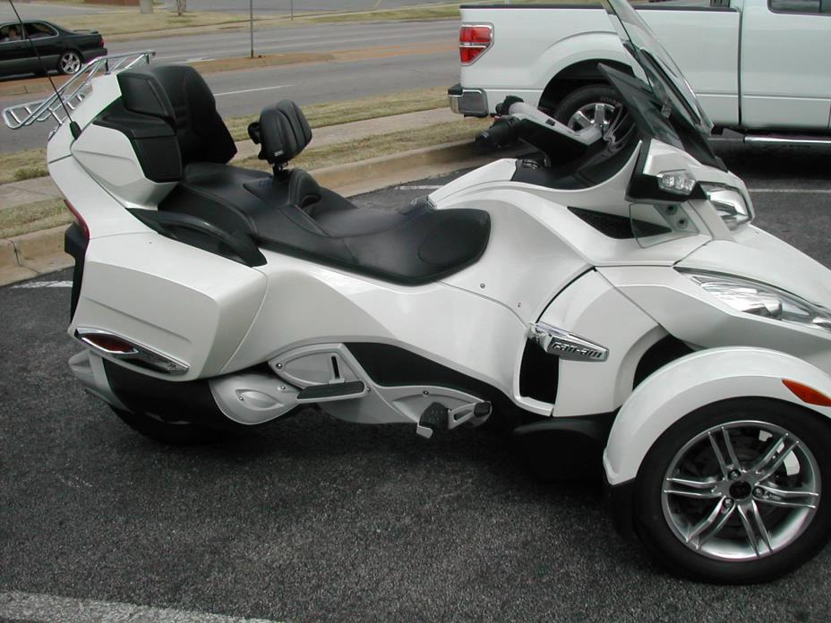 can am spyder rt motorcycles for sale in oklahoma. Black Bedroom Furniture Sets. Home Design Ideas