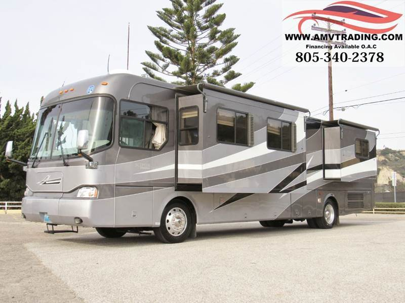 2003 Holiday Rambler Scepter M-40PST 350HP 3 slider