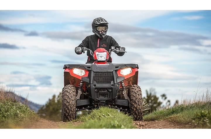 2017 Polaris SPORTSMAN 570 EPS TO