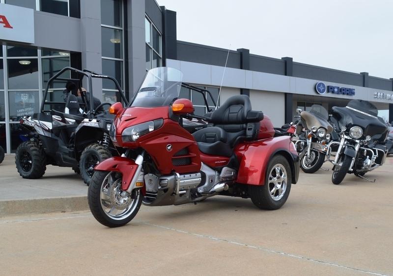 2014 Motor Trike Honda GL 1800 Razor IRS