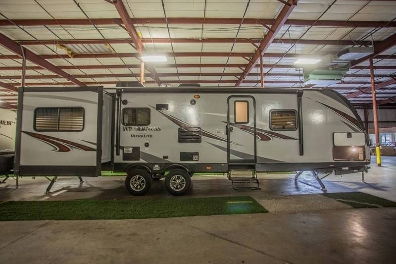 2017 Heartland Wilderness WD 3175 RE