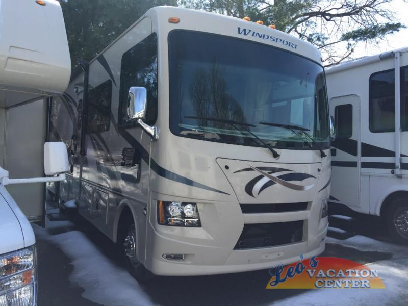 2015 Thor Motor Coach Windsport 32N