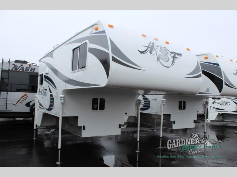 2017 Northwood Arctic Fox Camper 865 Wet Bath