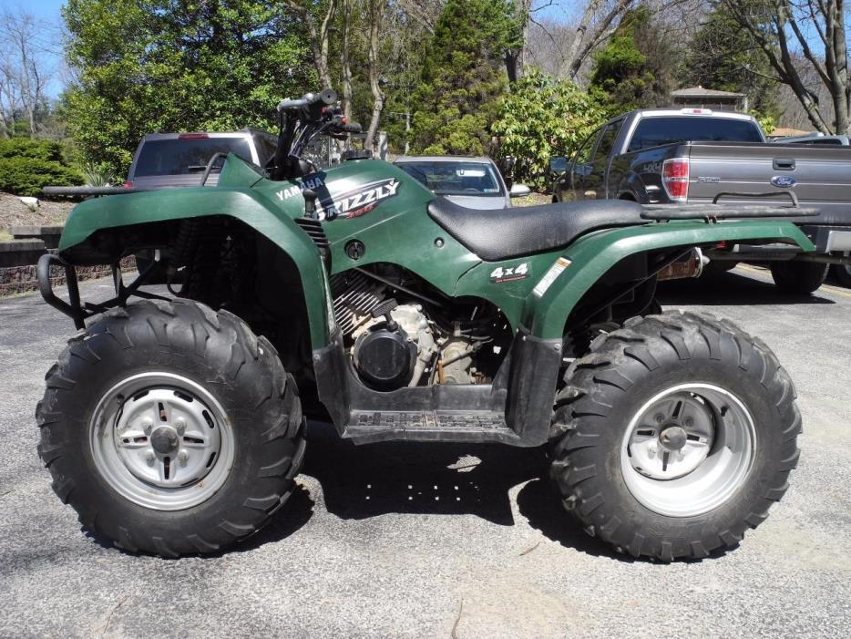 Grizzly 250 4x4 motorcycles for sale for Yamaha 350 4x4