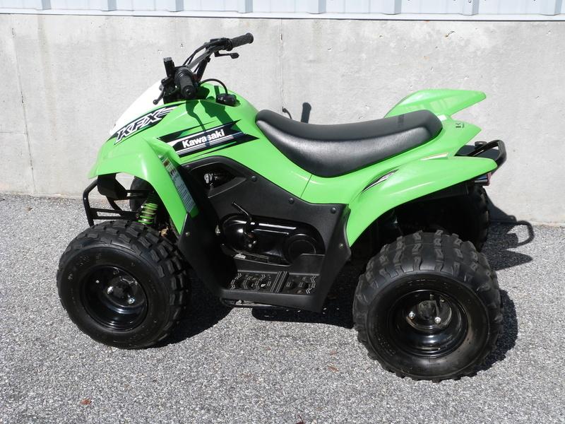 2016 Kawasaki KFX 90
