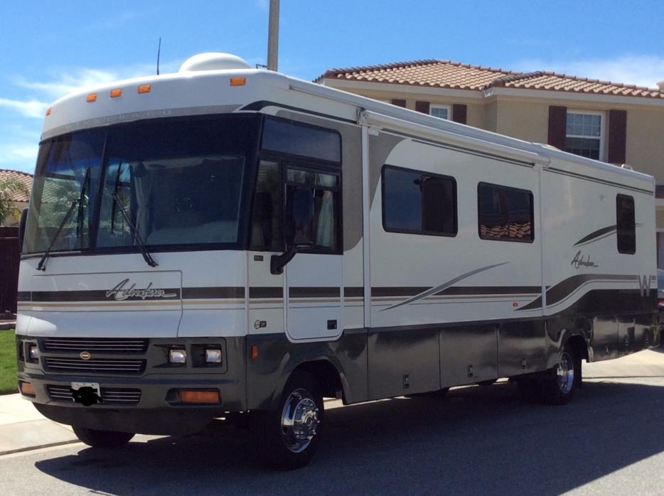 Used Two Bed Winnebago For Sale
