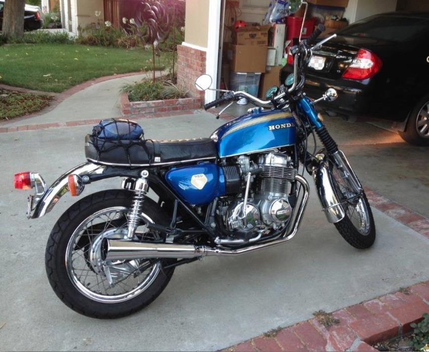 1977 Honda CB 750