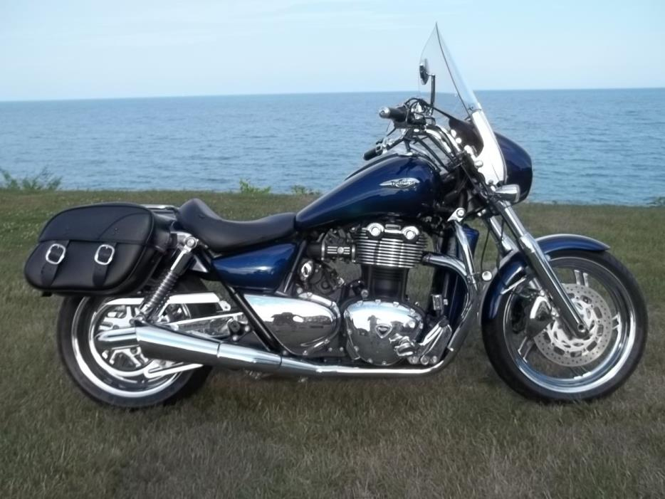 triumph thunderbird motorcycles for sale in wisconsin. Black Bedroom Furniture Sets. Home Design Ideas