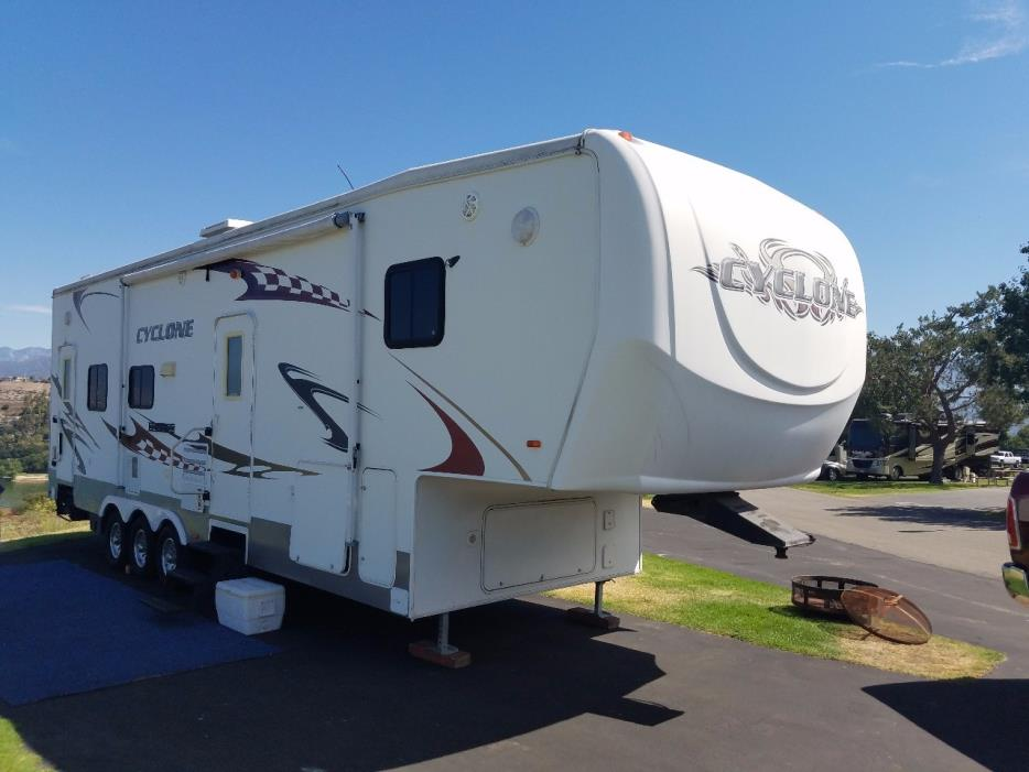 Heartland Cyclone 3210 Rvs For Sale
