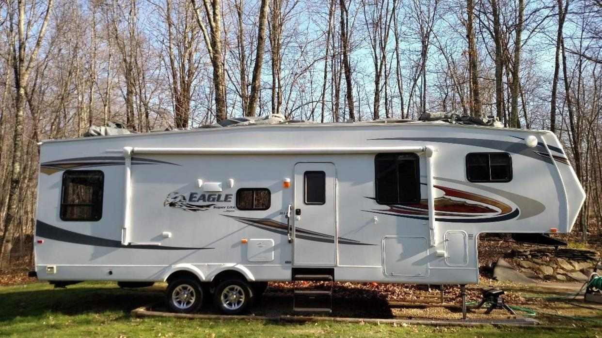 2012 Jayco EAGLE SUPER LITE 30.5 RLS