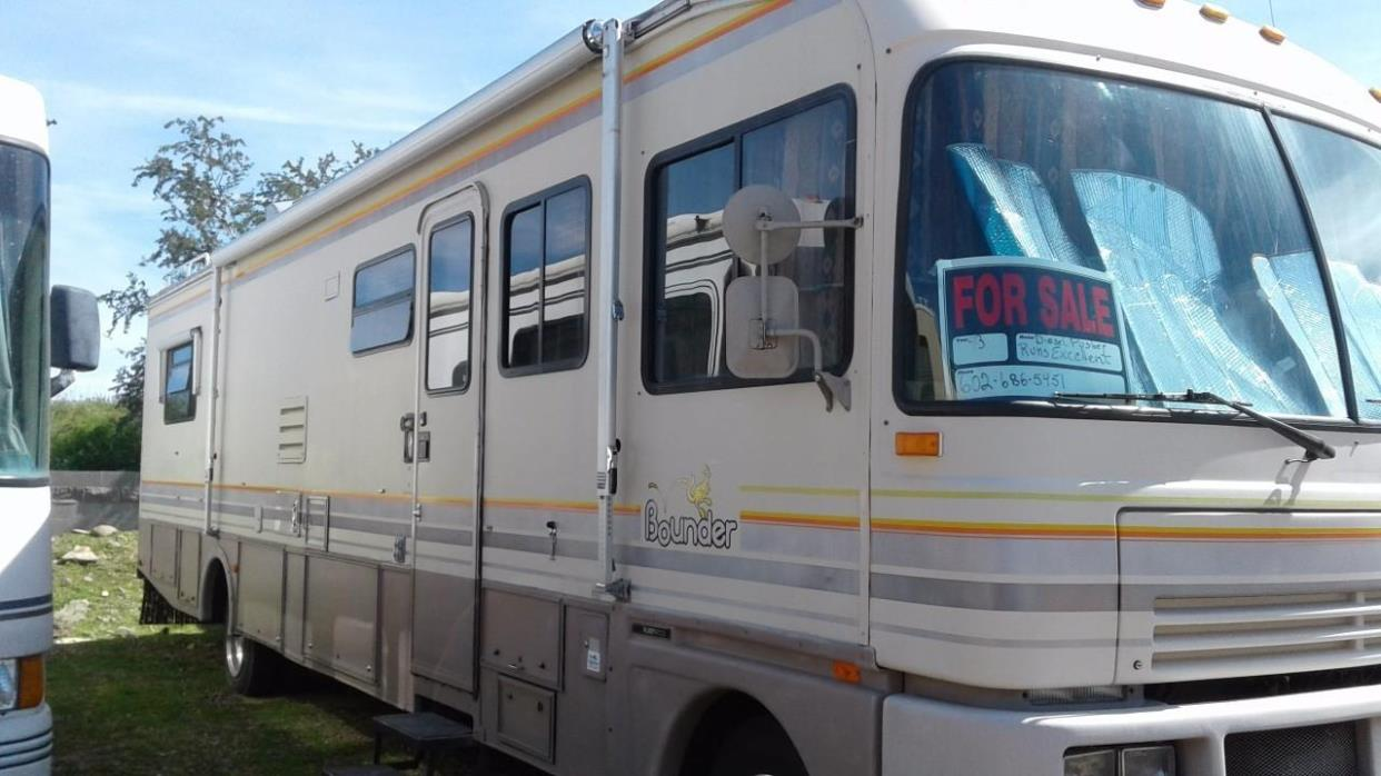1993 Fleetwood Class A Rv Rvs For Sale