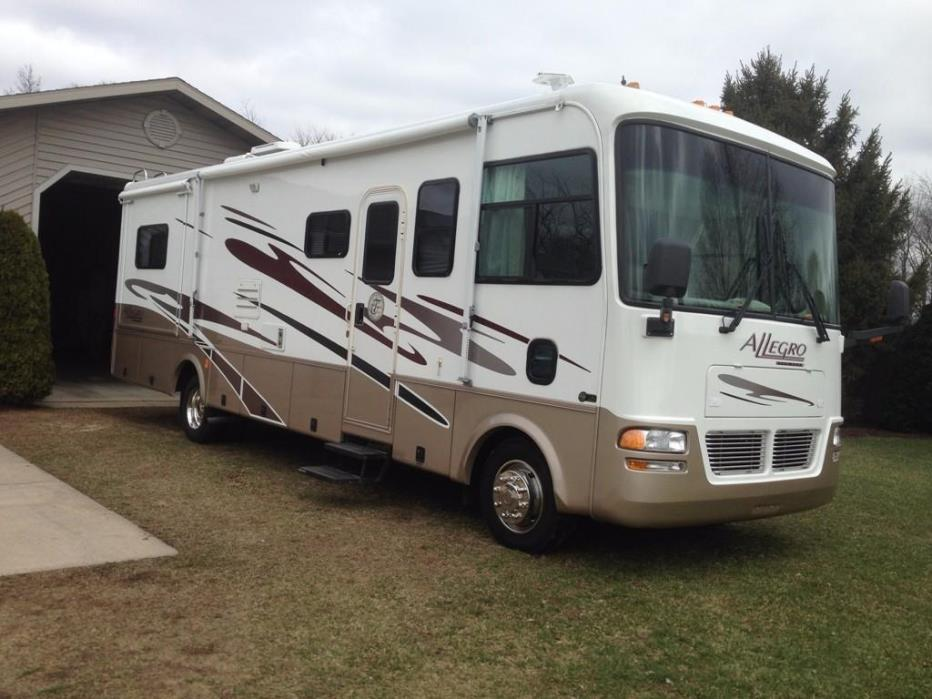 2005 Tiffin Motorhomes ALLEGRO OPEN ROAD 32BA