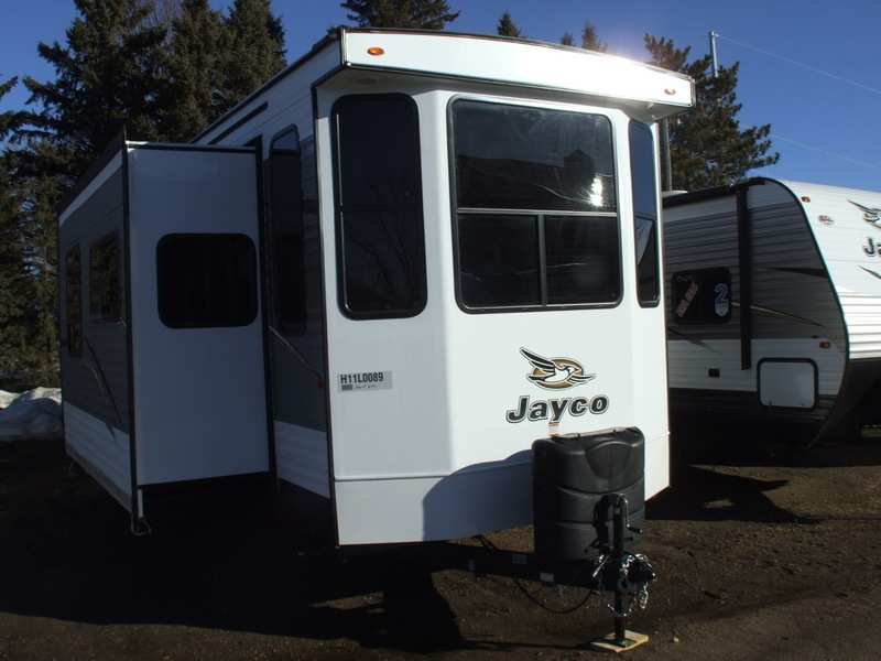 2017 Jayco Jay Flight Bungalow 40LOFT