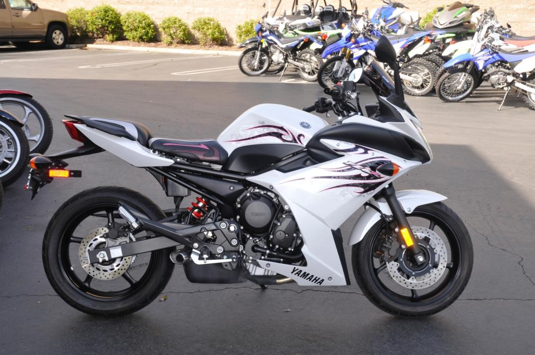 2013 Yamaha FZ6R - Picture 480579 | motorcycle review