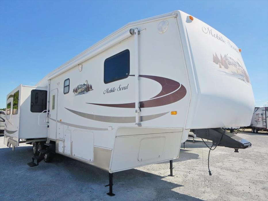 sunnybrook mobile scout 36bwks rvs for sale. Black Bedroom Furniture Sets. Home Design Ideas