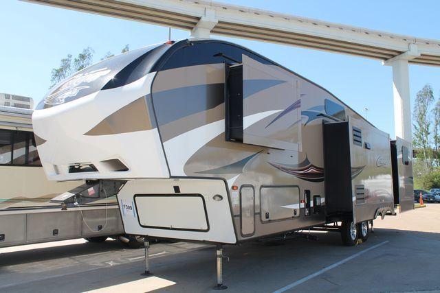2016 Keystone Cougar 336 BHS
