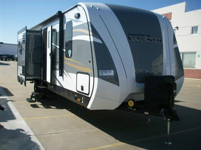 2017 Starcraft Launch Grand Touring 265RLDS