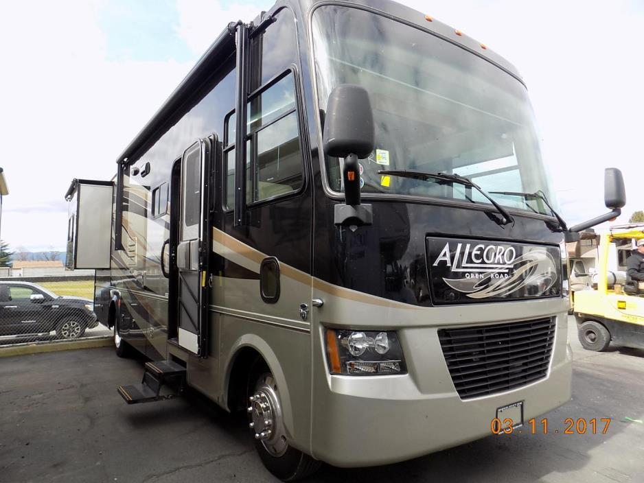 2011 Tiffin Allegro 32BA