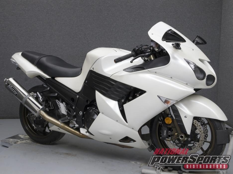 Kawasaki Zx14r Ninja 1400 motorcycles for sale in New Hampshire