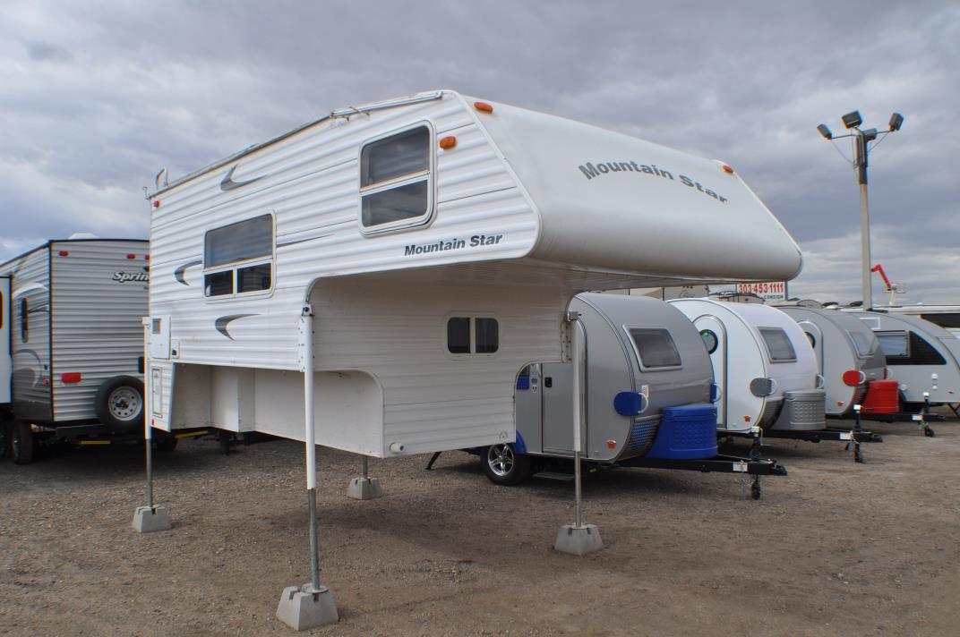 2005 Travel Lite MOUNTAIN STAR 960RX