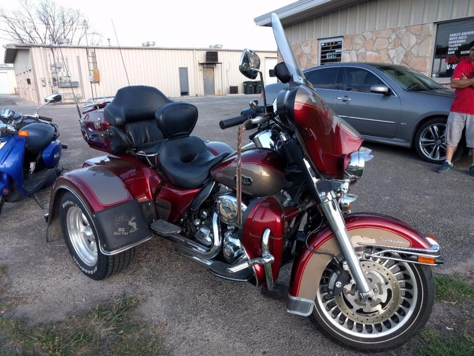 Harley Davidson Tri Glide Ultra Motorcycles For Sale In: Harley Davidson Tri Glide Ultra Motorcycles For Sale In Texas